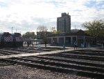 Metra Waukegan Station and Yard