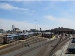 Metra BNSF Yard