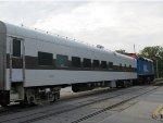 Metra Union Pacific North Line Exclusive Club Car (Car 553)