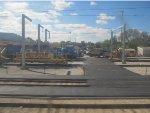 Metra Electric District Kensington Yard