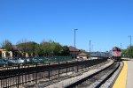 Metra BNSF Train at Aurora