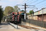 Metra Electric District Train at 87th Street (South Chicago)