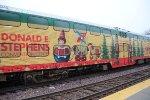2015 Metra Union Pacific Operation North Pole Train