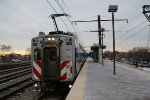 Metra Electric Highliner Train Final Day at Kensington