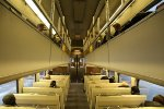 Metra Electric Highliner Interior