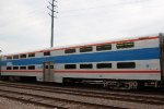 Old Metra Passenger Car at the Waukegan Yard