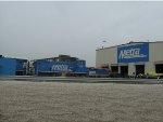 Metra Milwaukee District Western Avenue Yard