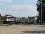 Metra Fox Lake Yard