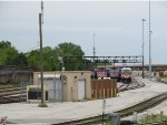Metra Rock Island District Blue Island Yard