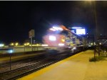 Metra UPN Train Approaching Clybourn