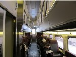 New NICTD South Shore Line Railcars Interior
