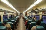 NICTD South Shore Line Railcar Interior