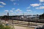 NICTD South Shore Line Carroll Avenue Yard