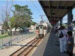 NICTD South Shore Line Train at Hammond