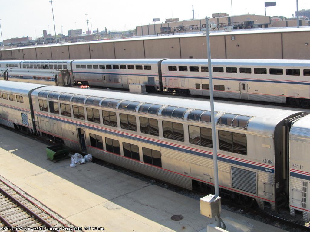 Amtrak Superliner Dome Car