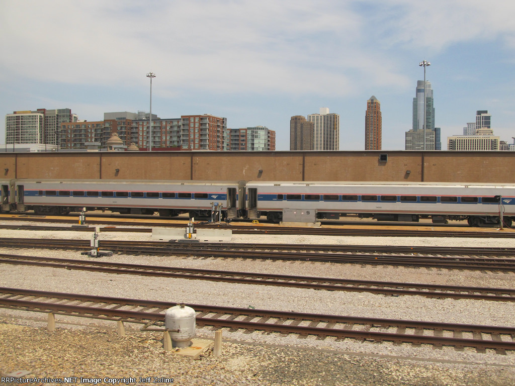 Amtrak Chicago Yard
