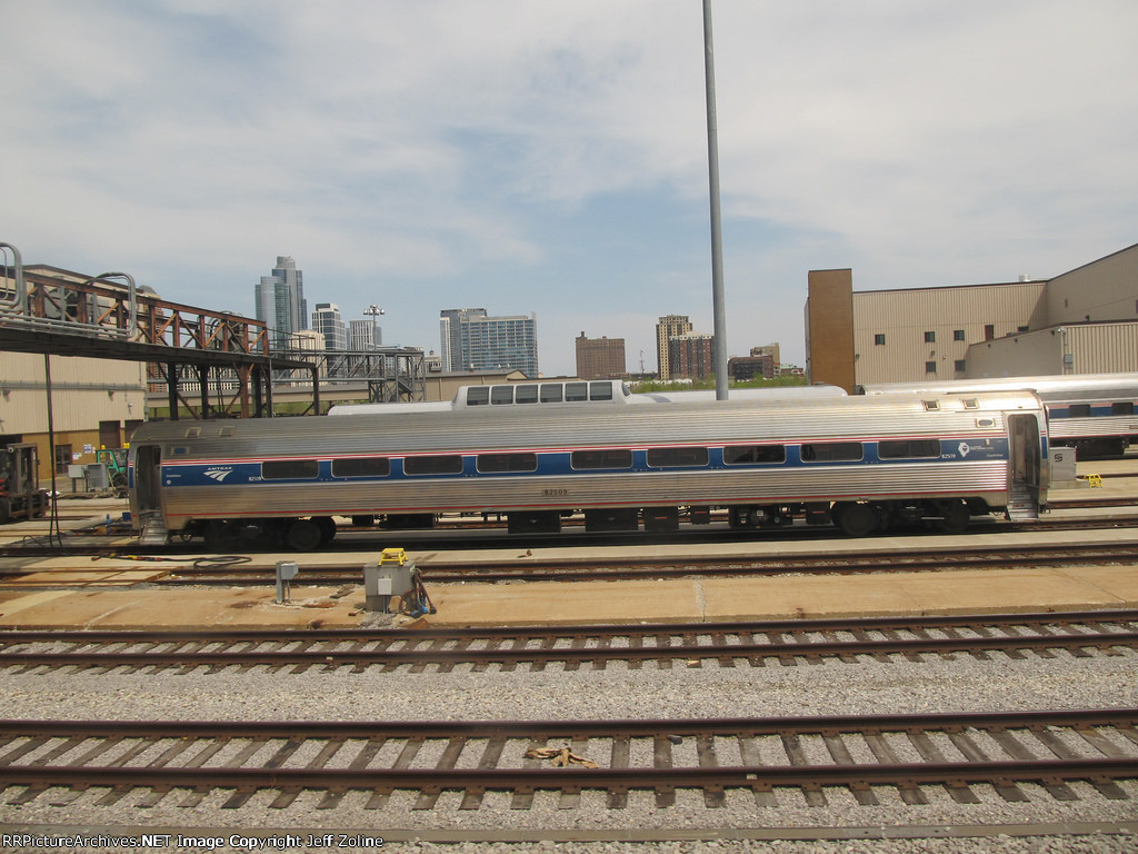 Amtrak Chicago Yard