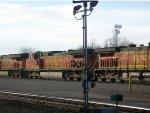 BNSF 7261 & 4849
