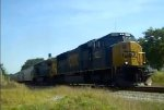 CSX Q619-20 at South End Marshville