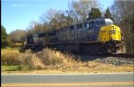 CSX Q619-25 at Edgewood DR