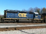 CSX 8077 (Colonel Philip Hooper)