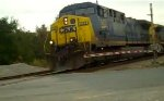 CSX Q696-27 at North End Lilesville