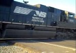 Norfolk Southern 337 at Main ST