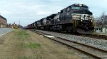 Norfolk Southern 348 in Kannapolis NC