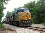 CSX Q469-21 making its way up the Charlotte Sub from Monroe