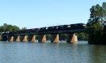 NS 119 crossing the Catawba River