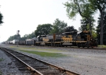 WLE (DRGW) 5413 heads West at Bellvue Ohio