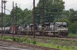 NS SD70M #2640 on Z4R