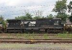 NS C40-8 #8310 on Z4R