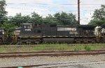 NS C40-9W #9595 on Z4R