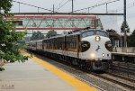 NS F9A #4270 on Amtrak 846 (NS 956)
