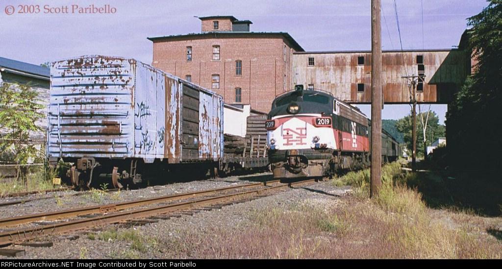Railfan day 2003