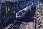 Amtrak arriving at 30 St Station