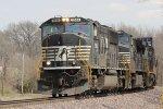 NS 375 Westbound