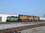 NS 345 & BN Transfer
