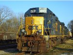CSX Local Bessemer AL