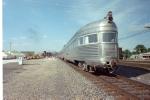 Nebraska Zephyr Trainset