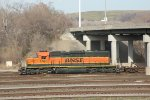 BNSF 1768  also working the sunflower lift