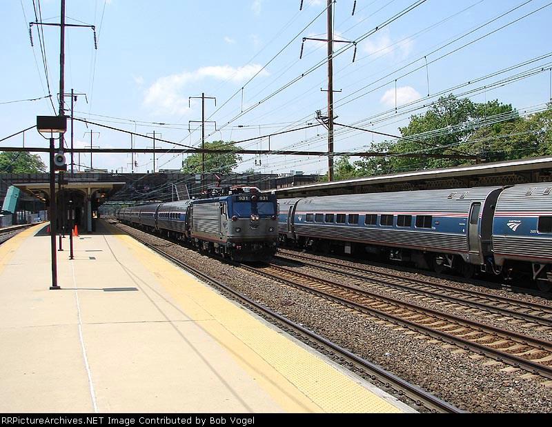 Metroliner #2300