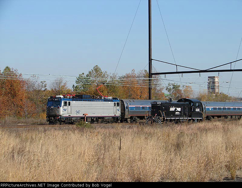 AMTK 947 & NS 2106