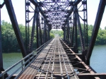 Mohawk River bridge