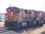 BNSF C44-9W 5216