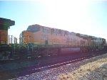 BNSF ES44DC 7262