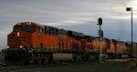 BNSF 6865 East