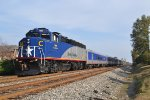 Amtrak train 73