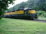 Housatonic RR, 3602, GP35